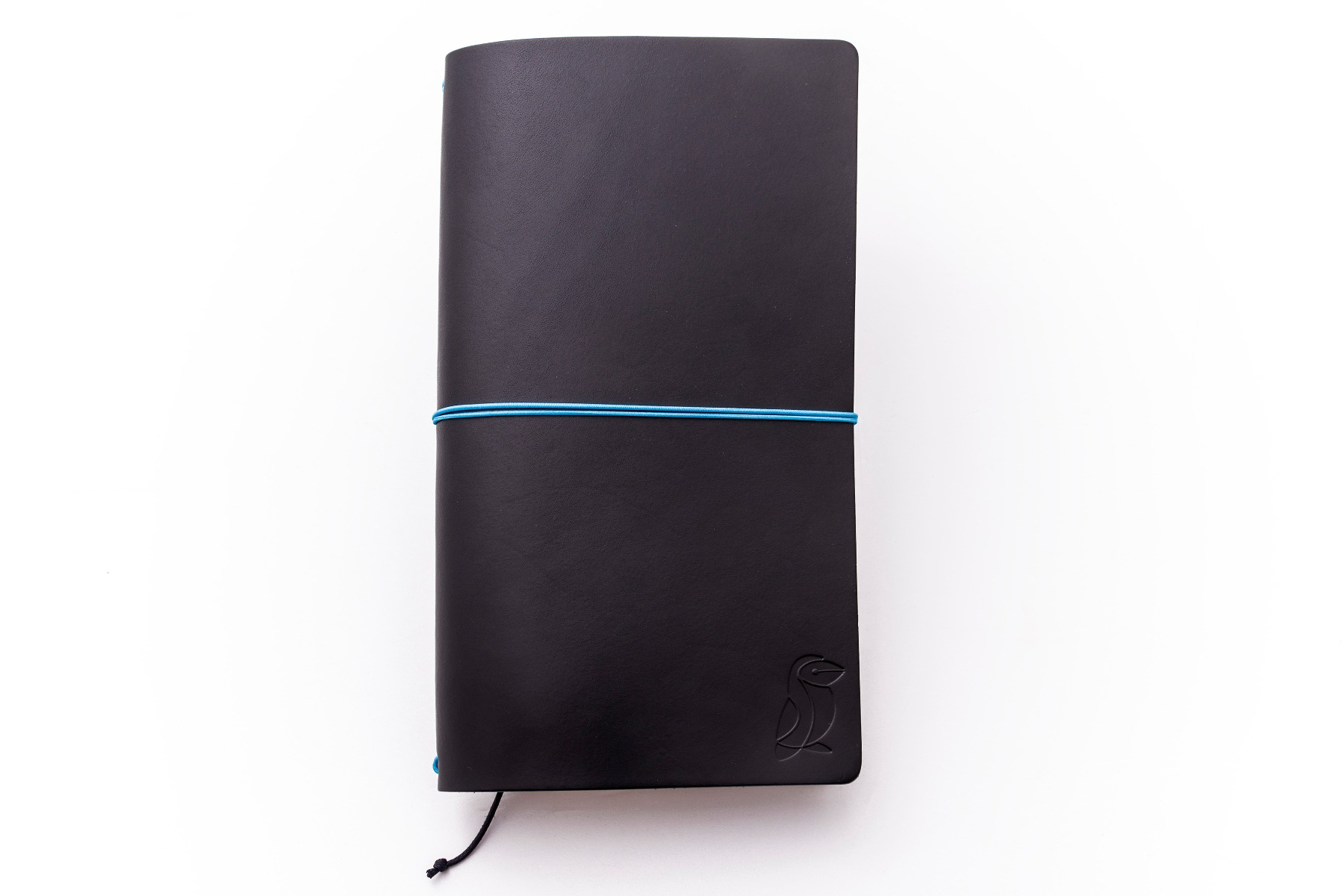 Notebook Pack Traveler Surf - Black Leather