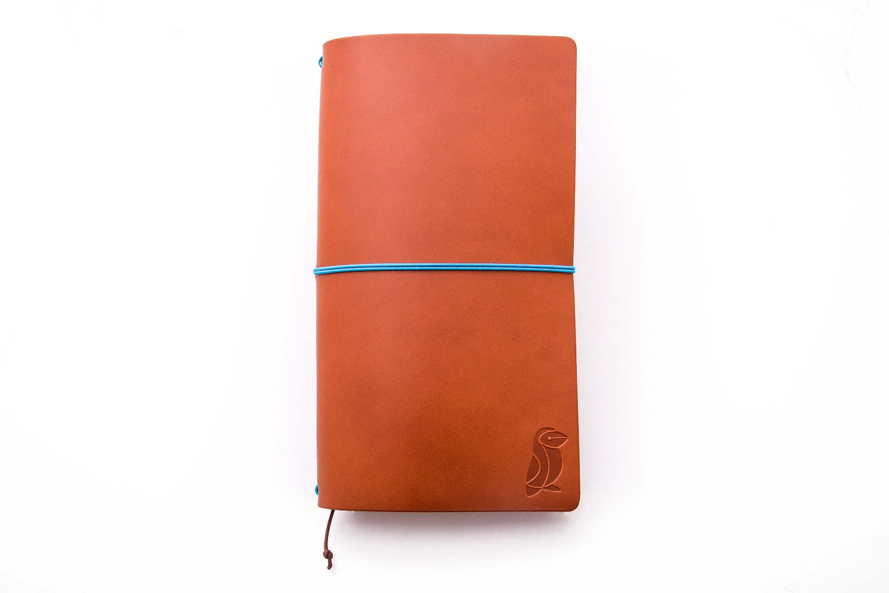 Notebook Pack Traveler Surf - Camel Leather