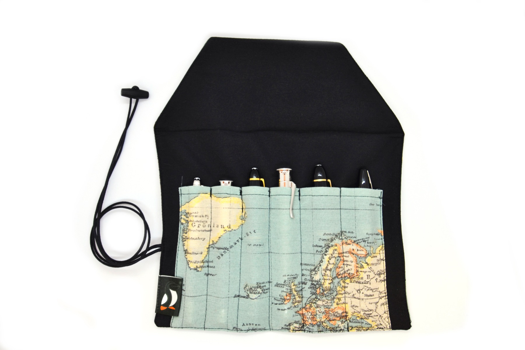 Pen Roll Grande Mapa Loneta
