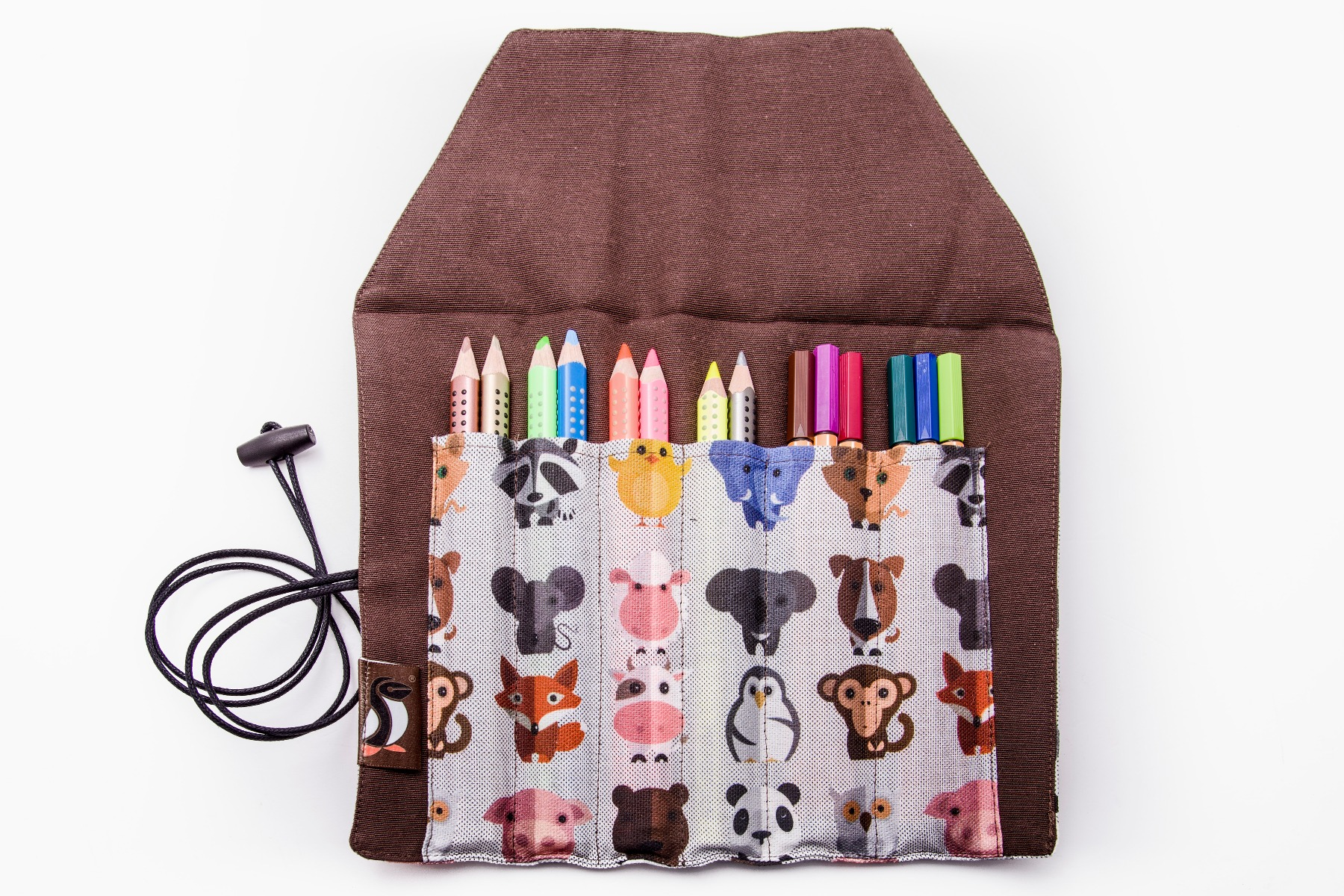 Pen Roll Grande Animales