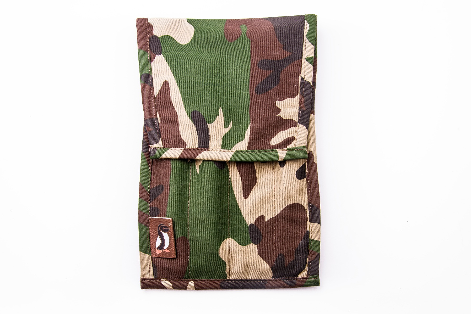 Case for notebook and accessories writing -  Camouflage
