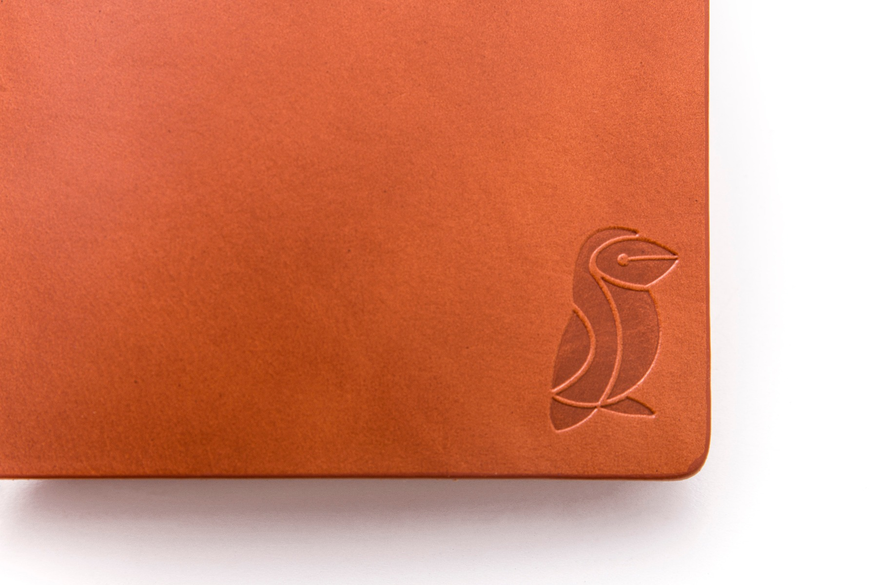 Traveler Notebook - Camel Leather