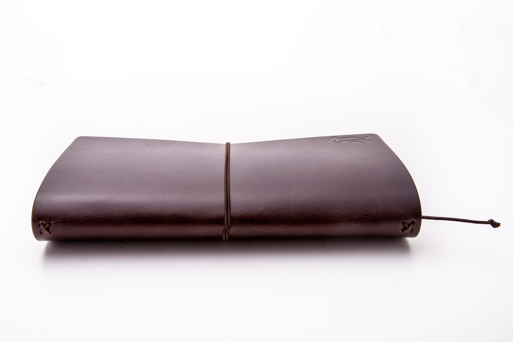 Traveler Notebook - Chocolate Leather